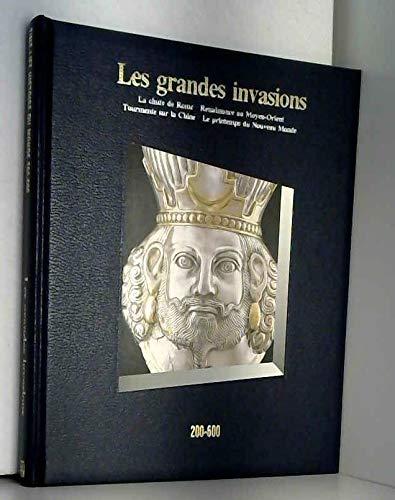 Les Grandes invasions, 200-600
