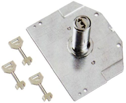 Cilindro a Pompa su Piastra Feb Art.8309 misura 60 mm per serratura art. 8230