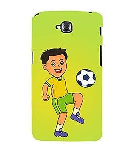 PrintVisa Basketball Ka Baap 3D Hard Polycarbonate Designer Back Case Cover for LG G Pro Lite :: LG Pro Lite D680 D682TR :: LG G Pro Lite Dual :: LG Pro Lite Dual D686