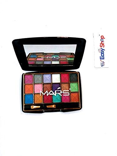 Mars® Wet Eye Shadow (no.1) 18 Colours