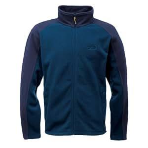 Regatta Hedman Men's Fleece - blue wing Size:xx-large