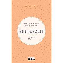 Sinneszeit 2017: Taschenkalender