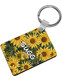 Fun Cases Sugg Sunflowers - YouTuber Keyring