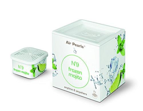 ipuro air pearls no. 9 frozen mojito capsule, 1 Box (2 x Kapseln) -