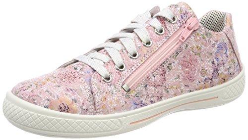 Superfit Mädchen Tensy Sneaker, Pink (Rosa Kombi), 35 EU