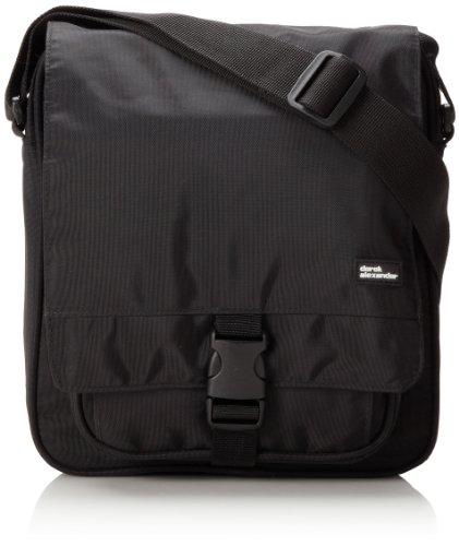 derek-alexander-full-flap-travel-shoulder-bag-black-one-size
