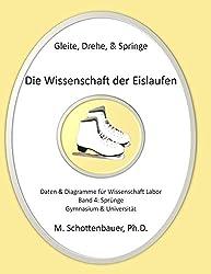 Gleite, Drehe, & Springe: Die Wissenschaft der Eislaufen: Band 4: Daten & Diagramme für Wissenschaft Labor: Sprünge