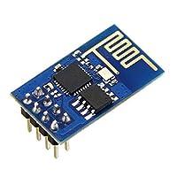 ESP8266 ESP-01 Serial WiFi Wireless Transceiver Wireless Module Development Board LWIP AP+STA Compatible with Arduino