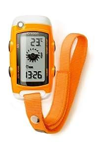 Oregon Scientific Tragbares UV Messgerät EB 612, Orange/weiß