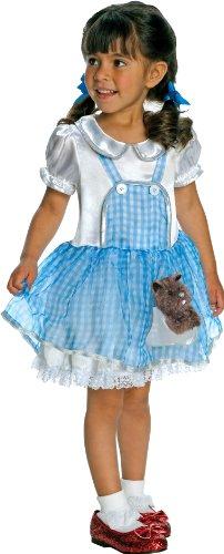 7 Zauberer von Oz Dorothy Kleinkind-Kind-Kost-m Gr--e: Kleinkind (Kleinkind Zauberer Kostüme)