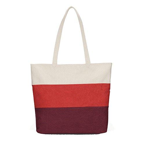 Anne , Damen Tote-Tasche weiß weiß1 weiß1