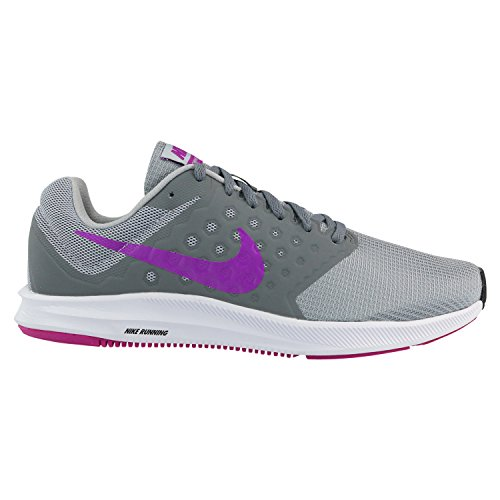 NIKE Downshifter 7 Mujer Gris