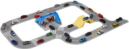 Takaratomy Tomica Road, Pedestrian bridge and crossing set JAPAN [Toy] (japan import)