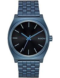 Nixon - Time Teller 37mm All Blue/Black Sunray - Armbanduhr Unisex