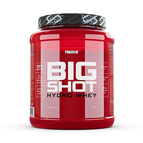 Prozis Big Shot - Hydro Whey 750 g Vanilla