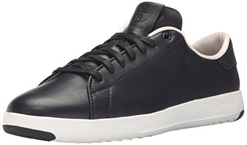 Cole Haan Damen Grandpro Tennis Sneaker, Schwarz Black/Optic Wht, 37 EU (Cole Haan Frauen Schuhe)
