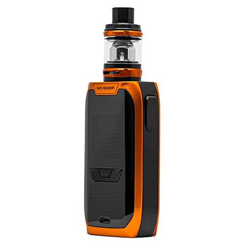 Vaporesso Revenger 5W-220W TC Starter Kit with 2ml NRG Tank (ORANGE)