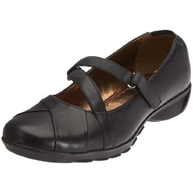 hush puppies women 39 s knightsbridge black leather mules flats h25103000 3 uk shoes. Black Bedroom Furniture Sets. Home Design Ideas