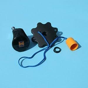 Hormann porte de garage noir en pièces détachées pour poignées et pièces