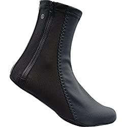 GORE BIKE WEAR Cubre zapatos ciclismo, GORE WINDSTOPPER, UNIVERSAL Overshoes, Talla 39-41, Negro, FWSOVS