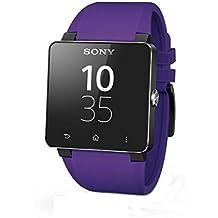 Sony SE20 - Correa para Sony Smartwatch 2, color lila