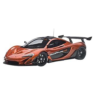 AUTOart–Vehicle–Mclaren P1GTR–2016