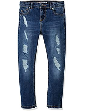 RED WAGON Jeans Mädchen in Distressed-Optik