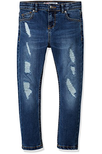 RED WAGON Girl's Jeans with Rips