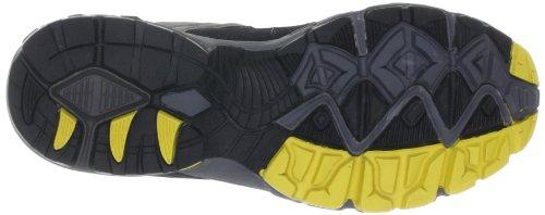 KangaROOS Tamika 31563, Chaussures de randonnée femme Noir (Blk/Blei/Neonyellow 578)