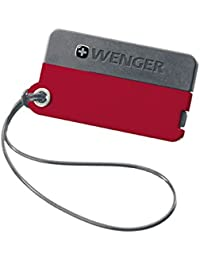 Wenger Luggage Tag, red (red) - WG6185RE