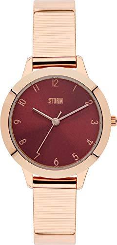 Storm London ARYA 47291/R Reloj de Pulsera para mujeres Plano & ligero