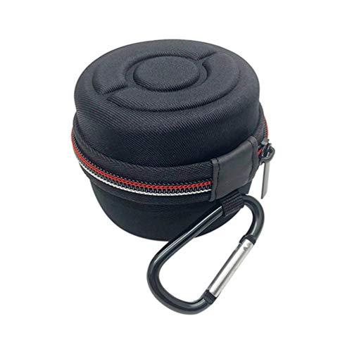 TIMLand Switch Elf Ball Plus Aufbewahrungstasche Griff Doppel Glatt Reißverschluss Schutztasche Anti Fall und Anti Rutsch Schutz für Eine Schöne Abdeckung Schwarz