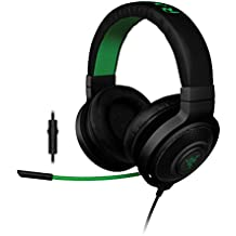 Razer Kraken Pro 2015 - Auriculares analógicos gaming para PC & PS4, color negro