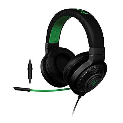 Razer Kraken Pro - Auriculares, Color Negro