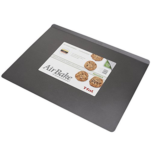 Airbake Non-Stick Mega Cookie Sheet, 20 x 15.5in by T-fal