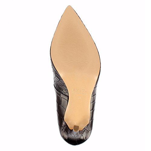 Evita Shoes Alina, Scarpe col tacco donna Dunkelbraun