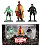 Dark Horse Comics - Hellboy pack 3 figurines 10 cm