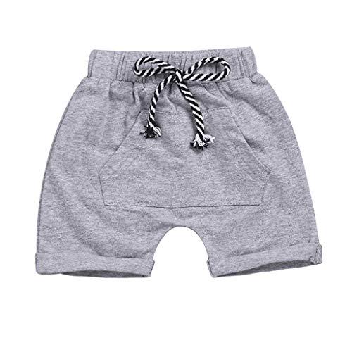 Allence Kinder Badeshorts Jungen Casual Elastische Taille Badehose Kleinkind Strand Schwimmen Shorts (Kleinkind Für Damen-jacke Rosa)