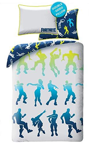 Epic Games Fortnite - Juego de Cama 100% algodón