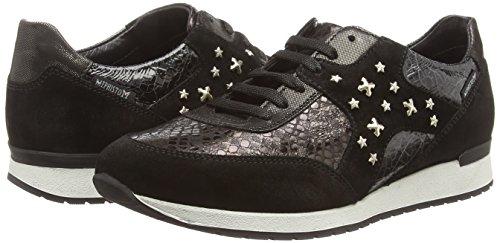 Mephisto - Noemie Velsport 3600/14717/7000/2352 Black, Sneaker basse Donna Nero (Schwarz (VELSPORT 3600/14717/7000/2352))