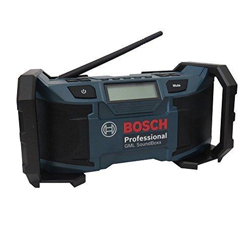 Bosch Professional GML Soundboxx Radio/Radio-réveil MP3