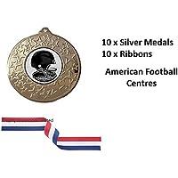 20pz Cross medaglia San Benito medaglia argento antico JinZhiCheng ca