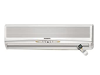 O General ASG18RBAJ-1.5 Hot and Cold Split AC (1.5 Ton, White, Copper)