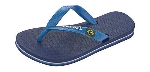 Ipanema Classic Brasil II, Tongs mixte enfant Navy bleu