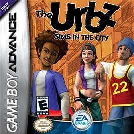 Sims Boy Game (Urbz: Sims in the City by Electronic Arts)