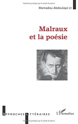Malraux et la poésie