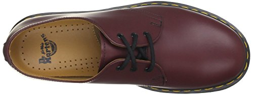 Dr. Martens 1461 PW Unisex Rosso (rosso)