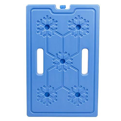 meaningful bedeutungsvolle Eisplatte Eisbox mit großem Fassungsvermögen, 1600 ml, ohne Flüssigkeit
