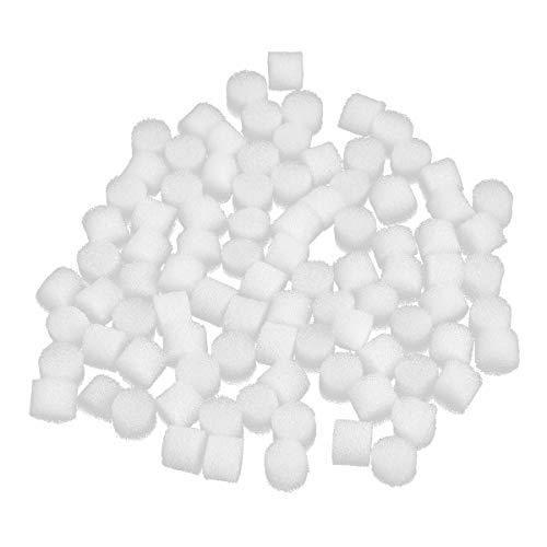150 stücke Einweg Baumwolle Microdermabrasion Filter Ersatz Für Mitesser Entferner Gerät -