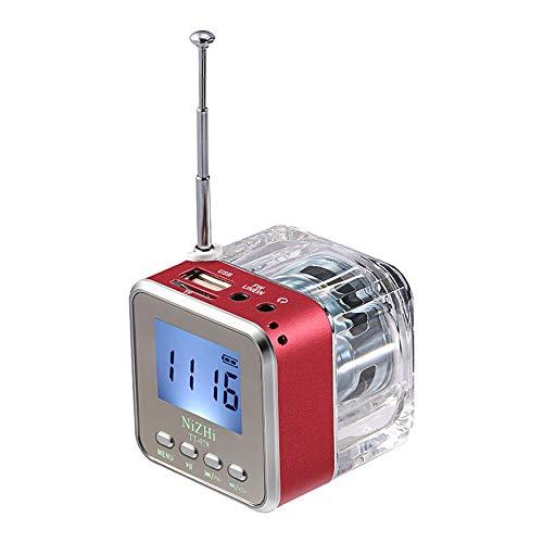 Yao Mini USB Multimedia Speaker Music Player Micro TF Card for PC MP3 FM